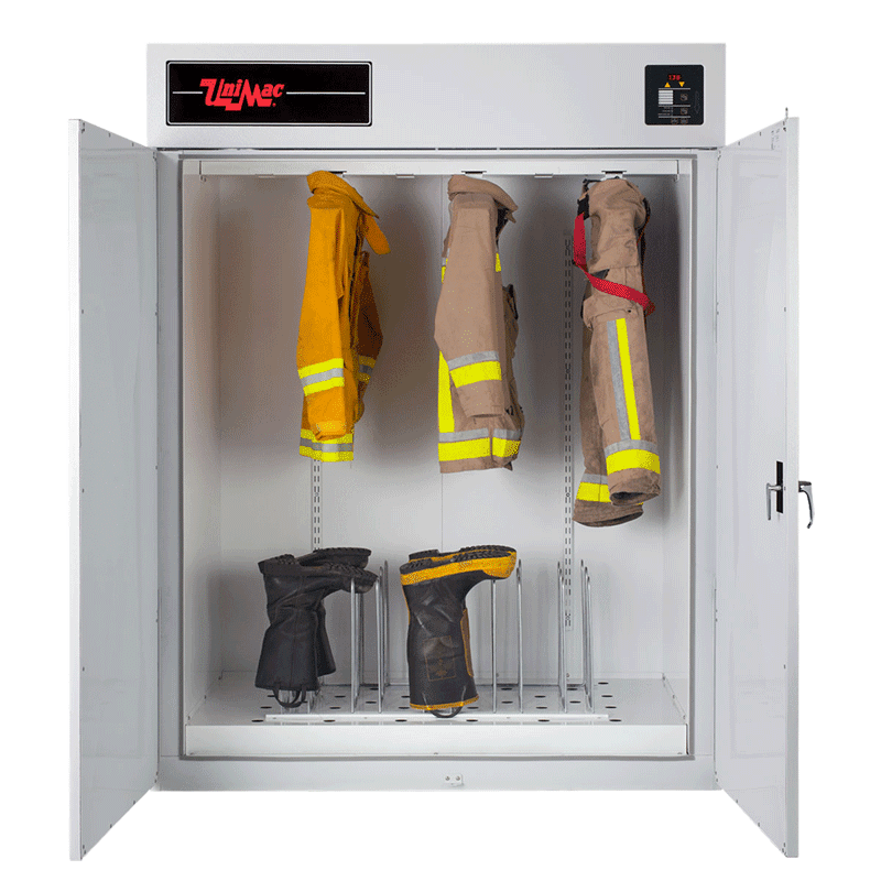 Firefighting Equipment cleaning